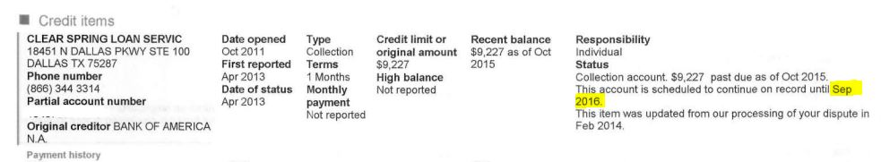 Another Fair Credit Reporting Act Violation